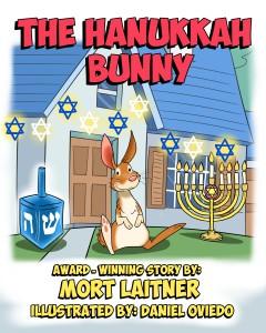 the hanukkah bunny cover art